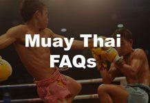 muay thai faqs